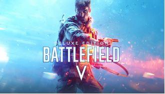 Battlefield V Deluxe Edition + почта(смена всех данных)