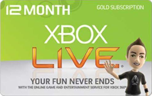 XBOX LIVE GOLD 12 МЕСЯЦЕВ (RU|EU|US) | ПОДАРОК | СКИДКИ